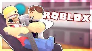 Game | LADDER PROBLEMS! Roblox Escape the Evil Dentist | LAD