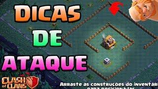 DICAS DE ATAQUE - VILA DO CONSTRUTOR - CASA DO CONSTRUTOR - Clash of Clans