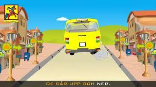 Barnsånger på svenska | Små grodorna + 20 min