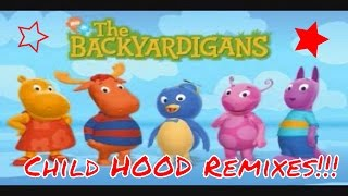 The Backyardigans Theme Song - Jersey Club Remix!!! [Prod. by Cornbeefsoup]
