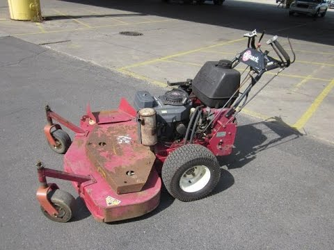 Exmark Viking Commercial 48 Walk Behind Lawn Mower For