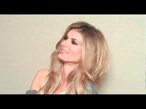 Marisa Miller Interviewed by Fashion Foie Gras in London