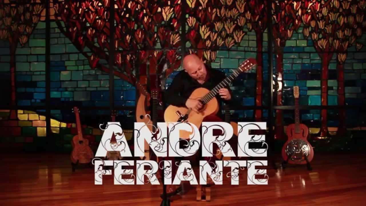 Classical, Flamenco Guitar, Ukulele Virtuoso   Andre Feriante