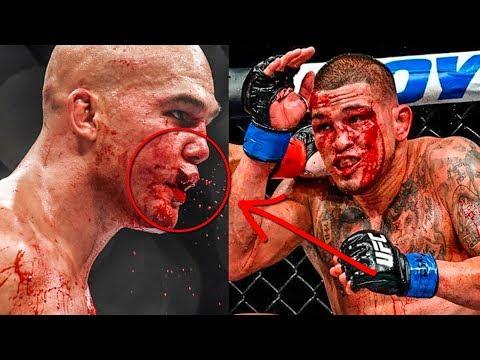 ТОП БЕЗУМНО зрелищных бойцов UFC. ЖЕСТКИЕ БОИ БЕЗ ПРАВИЛ