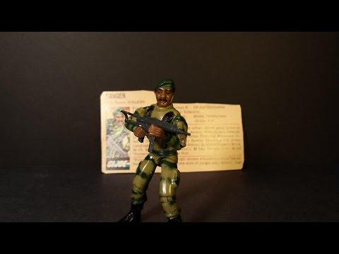 HCC788 - 1982/1983 STALKER - vintage G. I. Joe toy review!