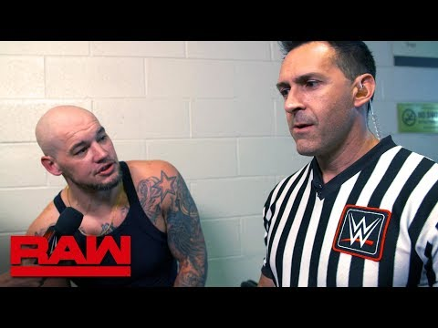 Baron Corbin doesn't need luck to become King of the Ring: Raw Exclusive, Sept. 9, 2019