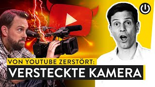 Wie YouTube die versteckte Kamera zerstört | WALULYSE
