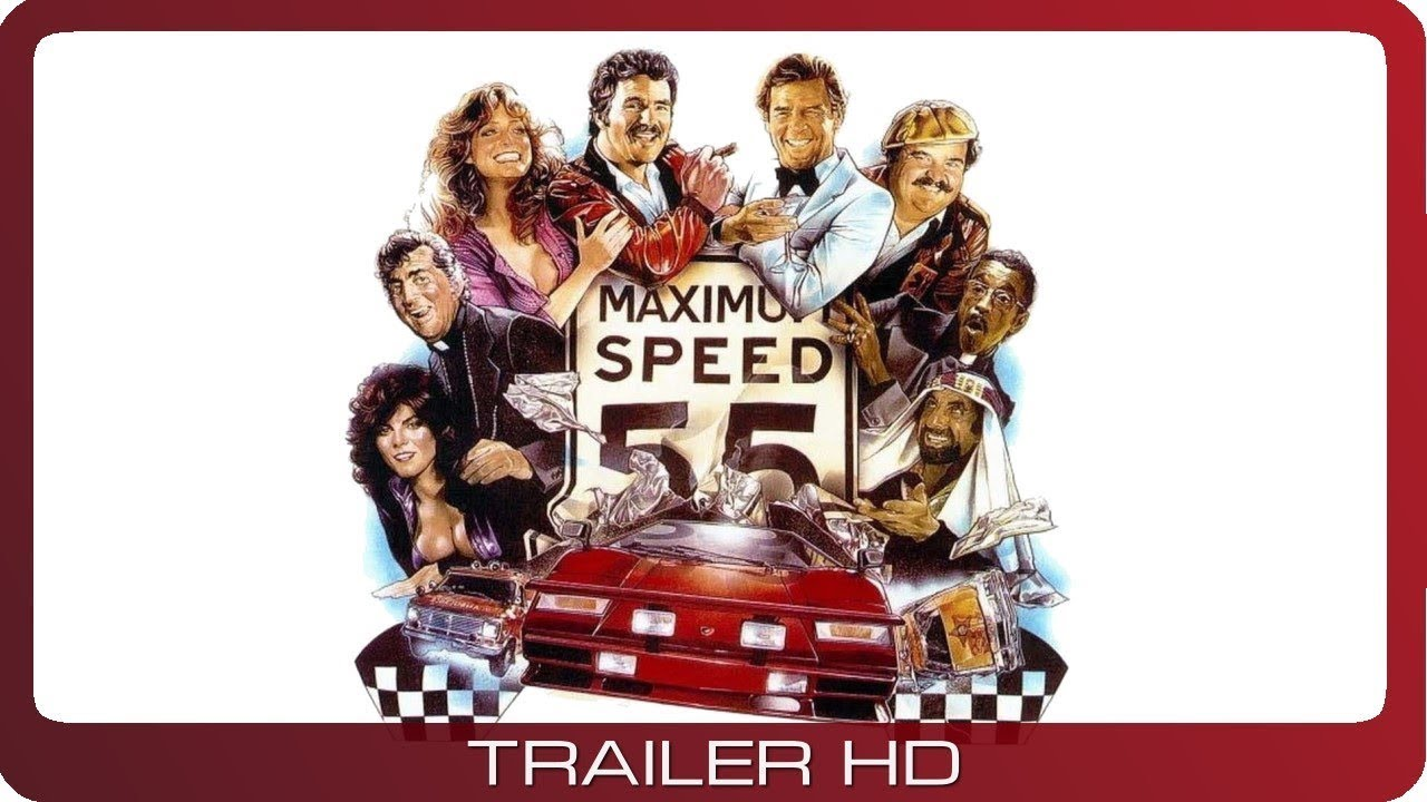 The Cannonball Run ≣ 1981 ≣ Trailer