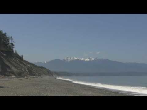 Olympic Peninsula Trip - Dungeness Recreation Area