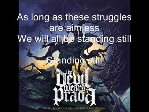 The Devil Wears Prada - Danger Wildman with Lyrics
