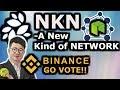 Binance Decentralized Exchange Demo