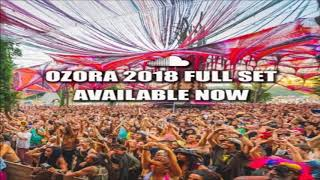 Outsiders & Volcano  - Full Set   Ozora Festival 2018