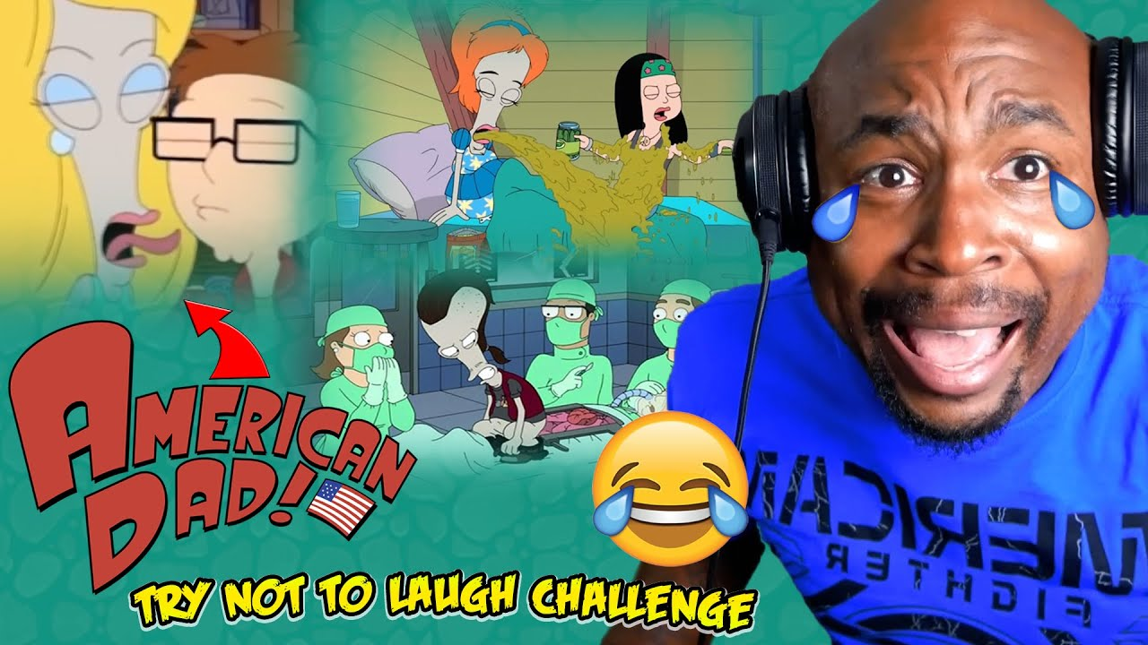 Download Roger's Most Inappropriate Moments 2 - Try Not To Laugh Challenge American Dad #8