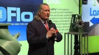 Taco Press Conference (part I) - 2011 Ahr Expo & Ashrae