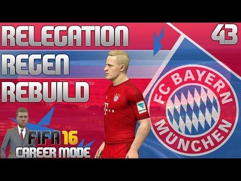 FIFA 16 Bayern Munich Career Mode - RRR - E43