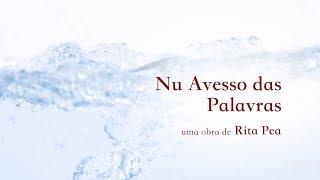 capa de Nu Avesso das Palavras de Rita Pea