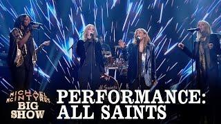 All Saints perform 'Pure Shores' - Michael McIntyre's Big Show: Episode 6 - BBC One