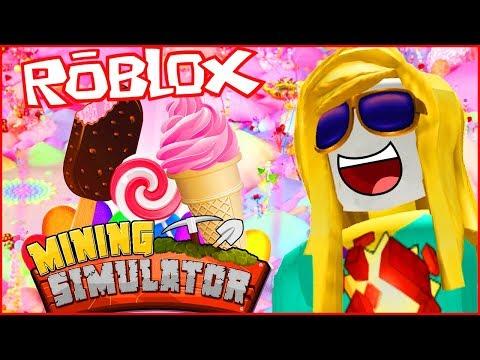 Simulatorul de MINAT BOMBOANE, pe Roblox?