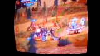 Yo jugando Wacky Races Crash and Dash (Con trampas)