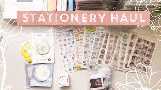 ⋆⟡ AliExpress Stationery Haul ☆ (soft music) screenshot 5