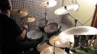 Amon Amarth - Twilight of the Thunder god - Drum Cover by Jonatan Ersarp