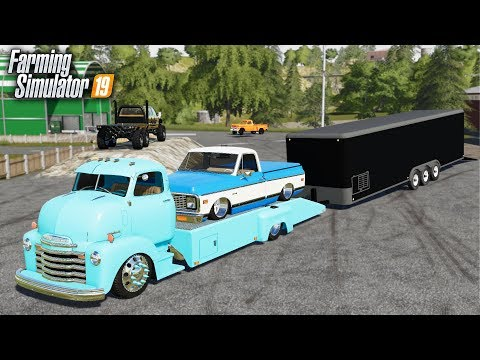 FS19- OLD SCHOOL IS BACK IN STYLE! BUYING 1950's & 1970's CLASSIC CARS thumbnail