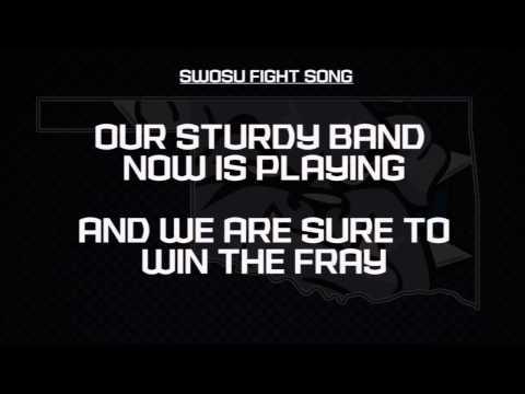 SWOSU Fight Song (with lyrics)