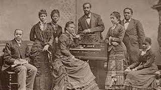 Fisk Jubilee African American Spirituals with pump organ