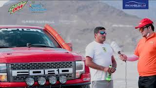 Ford Raptor | Babar Khan | Winner | Sarfaranga Desert Rally 2018 | PakWheels Stories