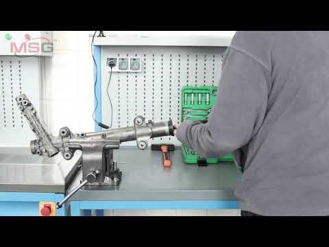 MSG MS00005 - Съемник для демонтажа сальников из распределителя рулевых реек