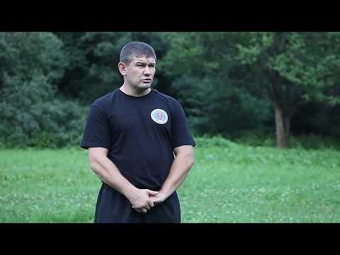 Русский рукопашный бой. Часть 1