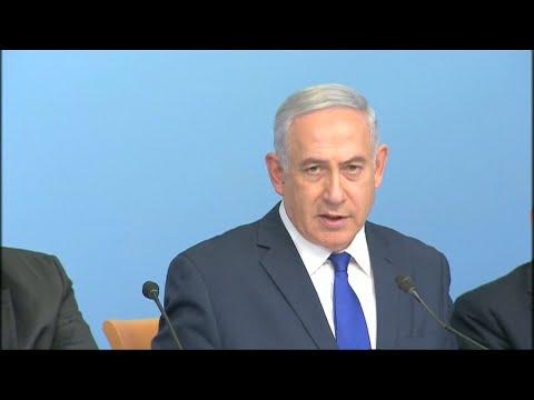 Benjamin Netanyahu Defends Mass Deportations Of African Migrants