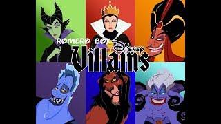 Spécial Inboxing: Romero Box - Disney Villains