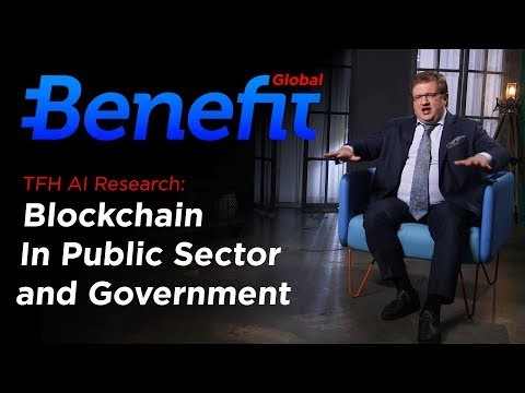 Blockchain In Public Sector And Government. Benefit Blockchain 18+