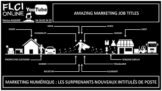 Amazing Marketing Job Titles | Les Nouveaux Intitulés de Poste Marketing