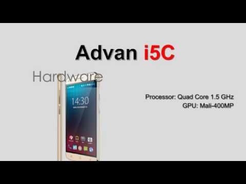Advan i5C Spesifikasi dan Review
