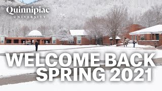 Welcome Back- Spring 2021 from President Judy Olian