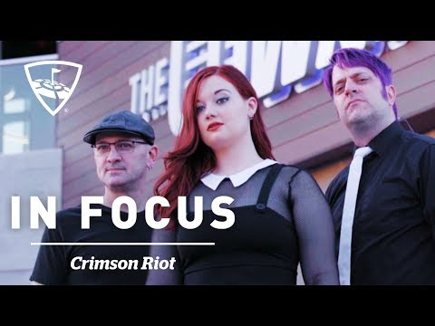 Crimson Riot | In Focus | Topgolf
