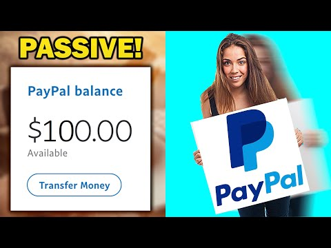 Earn FREE 100$ PayPal CASH (Passive Income Trick To Earn 100$ PER DAY)