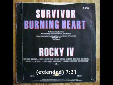 Burning Heart (extended) - Survivor