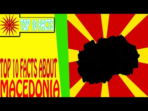 20 Facts about Macedonia