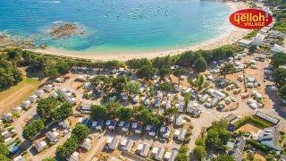 Camping Yelloh! Village Belle Plage à Ploemeur - Morbihan - Bretagne
