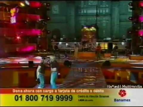Ha-asH & Kalimba - Ya No (Teleton 2005)