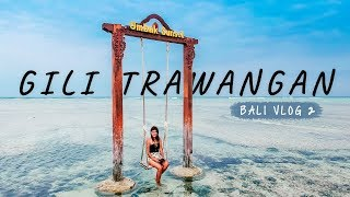 GILI ISLANDS 🏝 Scuba Diving in Gili Trawangan | Bali Travel Vlog #2 with When In City