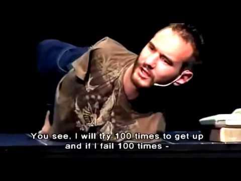 Download Video Motivasi Hidup Sukses : Nick Vujicic - Kemudahan Tiada Batas