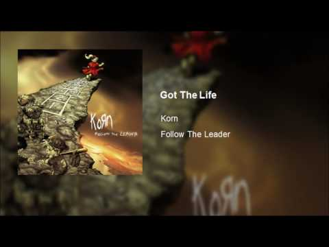 Korn - Got The Life (Clean)