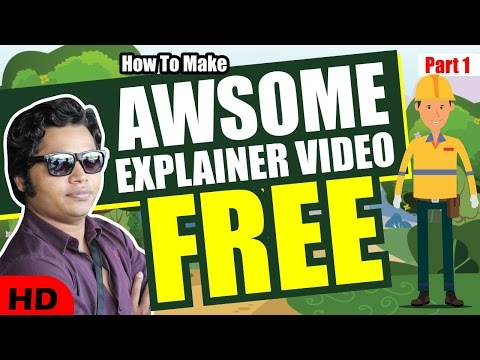 How to Make Explainer Video   Corporate Video production Tutorial   Create Marketing Video