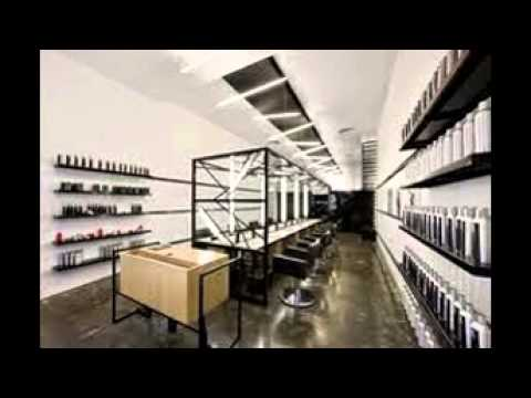 Hair Salon Design Layouts - YouTube