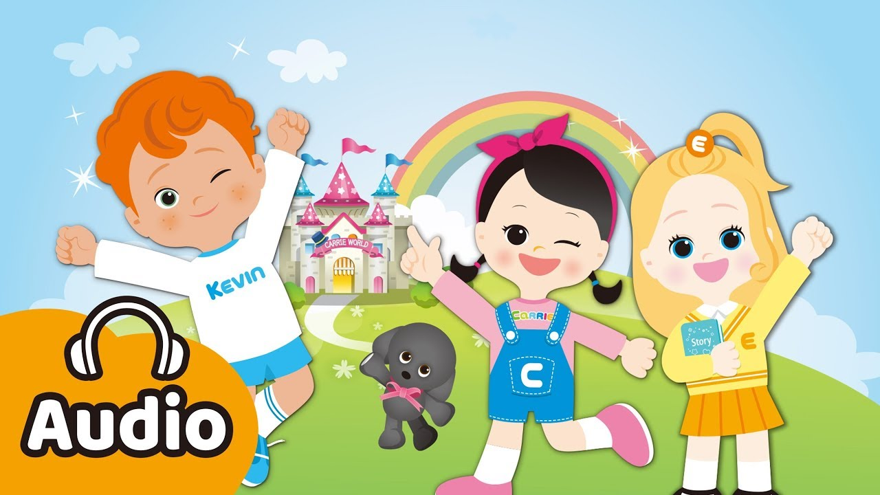 Welcome to Carrie World | Lagu Anak | Carrie World | Kids Song