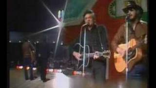 Johnny Cash & Hank Williams jr - Kaw Liga